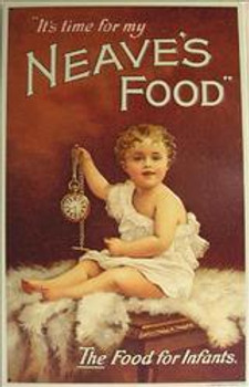 Neave's Food-The Food for Infants