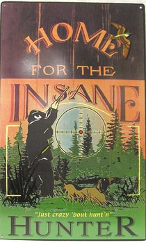 Home For The Insane-Hunter