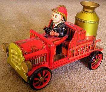 Fire Truck No. 8