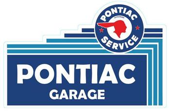 "Pontiac Garage 18"""