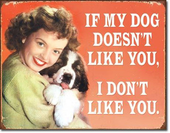 If My Dog Doen't Like You (DISC)