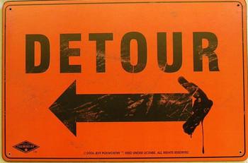 Detour (---)  Foxworthy