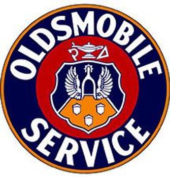 """Oldsmobile Service 18"""" 1"""