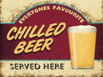 Chilled Beer