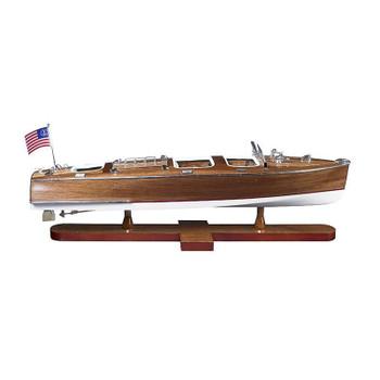 Triple Cockpit Model Boat  AS183