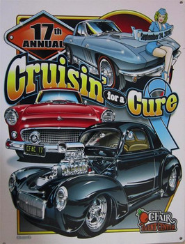 Crusin' For A Cure Sept 2016