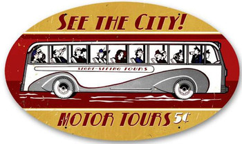 Motor Tours Oval