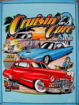 Crusin' For A Cure Sept 2011