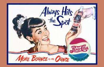 Pepsi:Cola Always Hits the Spot
