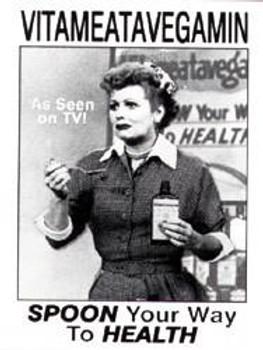 Lucy - Vitameatavegamin DISC