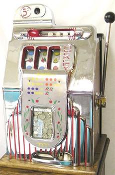Buckley 5c Slot 1