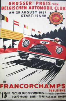 Francorchamps Racing Canvas