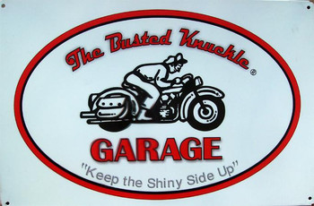 Busted Knuckle Garage (Retro Motorcycle)