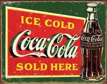 Coke-Ice Cold Retro