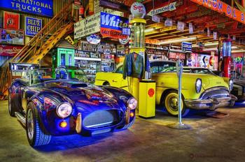 Cobra & Buick