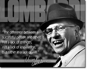 Lombardi - Successful Person