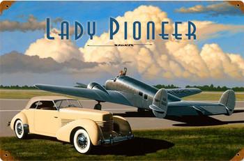 Lady Pioneer
