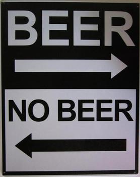 Beer / No Beer