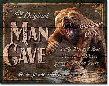 Man Cave-The Original
