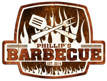 Barbecue Personalized
