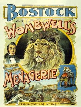 Bostock & Wombwells Menagerie