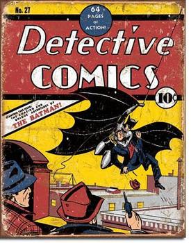 Dective Comics No.27
