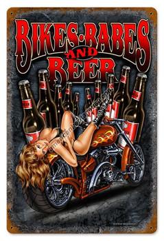 Bikes Babes & Beer