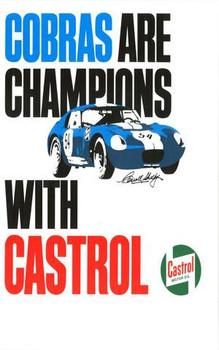 Cobras Champions w/Castrol (jumbo)