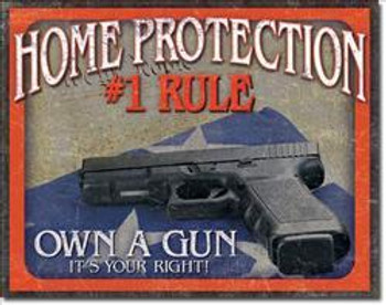 Home Protection-#1 Rule