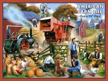 American Farm Life