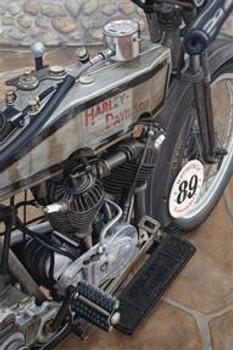 Eiffe-1915 Harley-Davidson