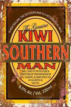 Kiwi Southern Man