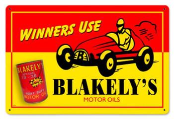 Blakely's Motor Oil