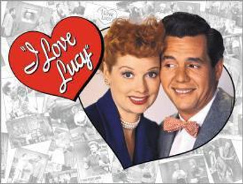 I Love Lucy - Tribute  (disc)