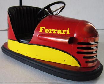 Lusse Bumper Car-Ferrari
