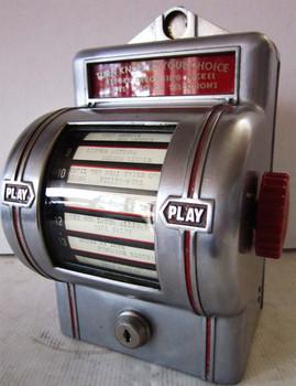 Packard 24 Selection Wallbox Circa 1950's