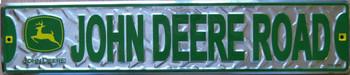 John Deere Road (silver)