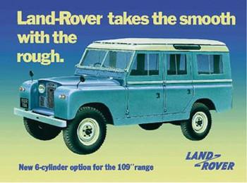 Land Rover Blue