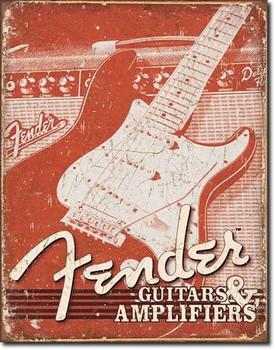 Fender-Guitars & Amplifiers