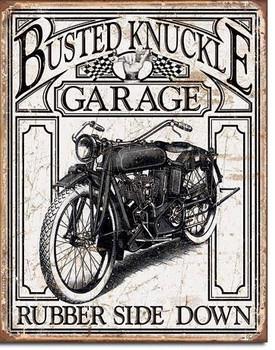 Busted Knuckle Vintage Garage DISC