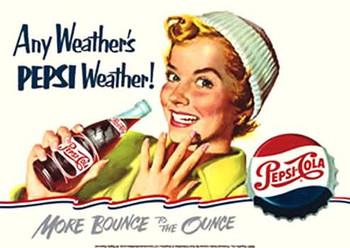 Pepsi - Any Weather