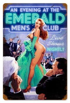 Emerald Evening (XLarge)