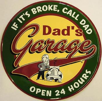 Dad's Garage If it Ain't Broke