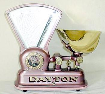 Dayton Candy Scale