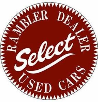 """Rambler Dealer 22"""" Disc"""