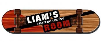 3-D Skateroom