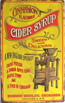 Cider Syrup