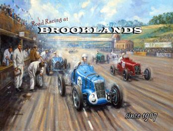 Brooklands Racing