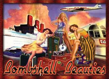 Bomb Shell Beauties