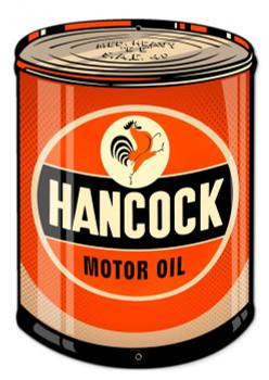 Hancock Oil Can